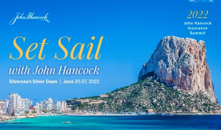 set sail with John Hancock